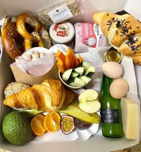 Frühstück Katjas Unfairpackt Loiching 2