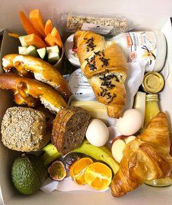 Frühstück Katjas Unfairpackt Loiching